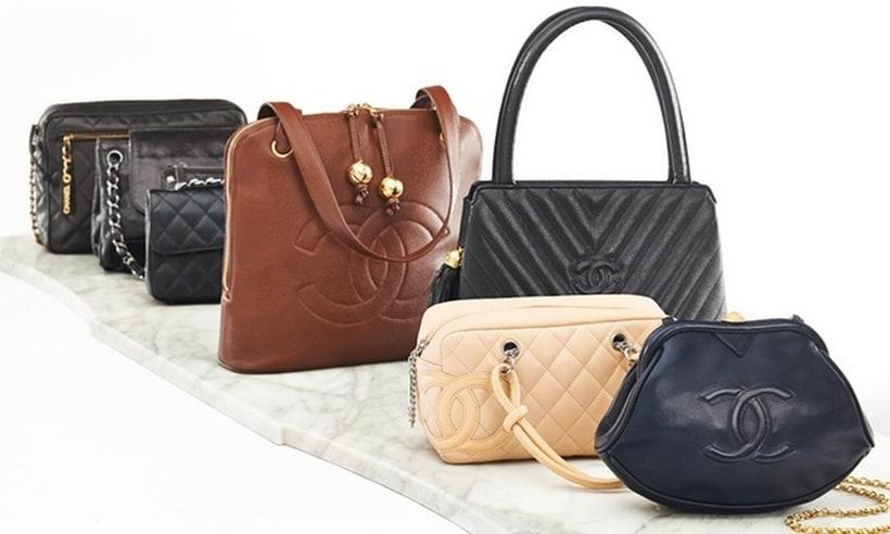 #4 Most expensive handbag brand - Chanel