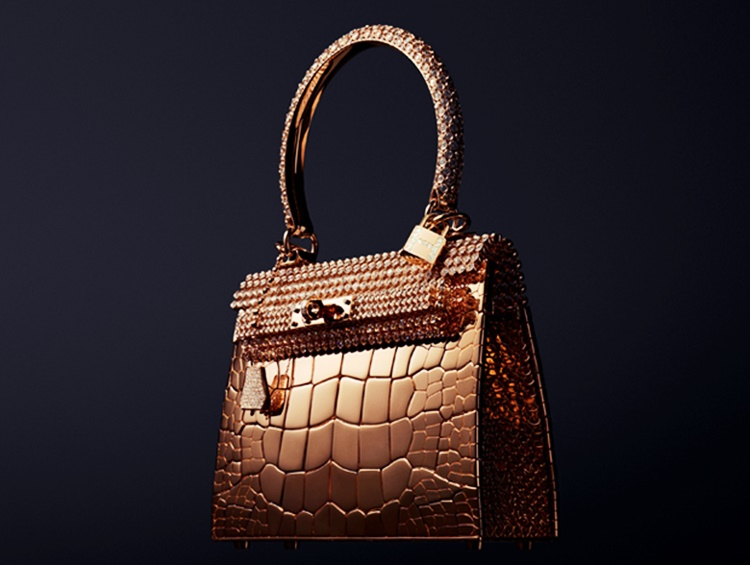 #2 Most expensive handbag brand - Hermes