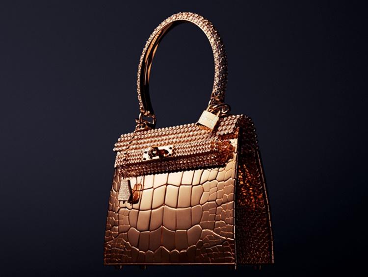 #2 Most expensive handbag brand - Hermes