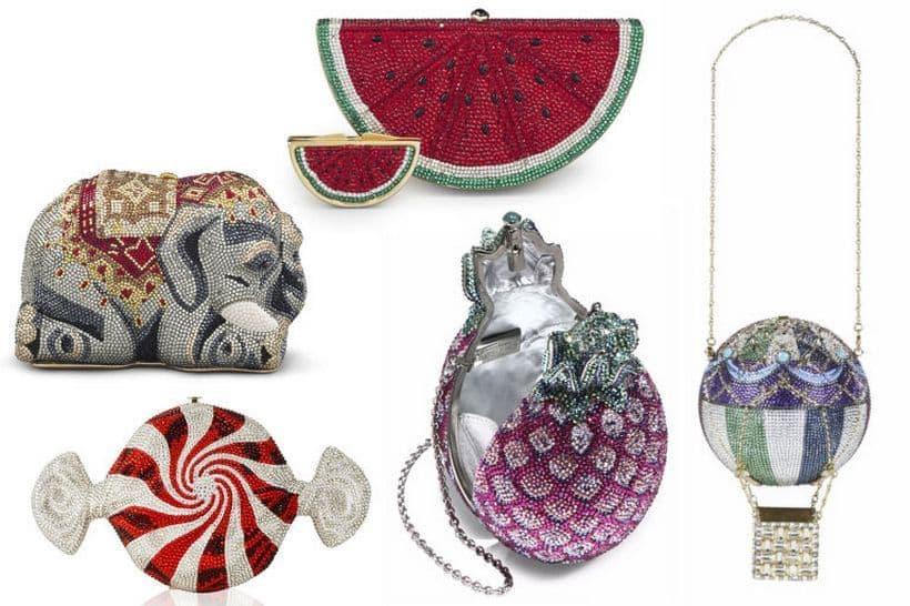 #7 Most expensive handbag brands - Judith Leiber