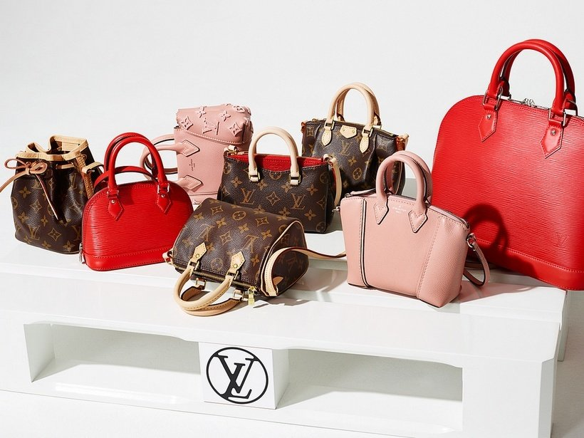 #3 Most expensive handbag brand - LV