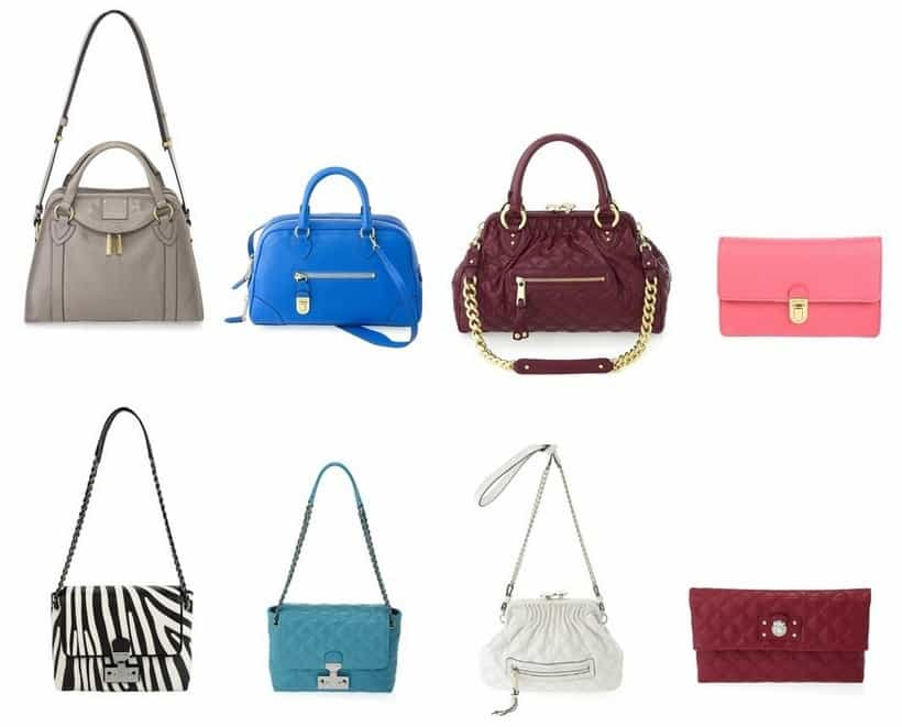#6 Most expensive handbag brand - Marc Jacobs