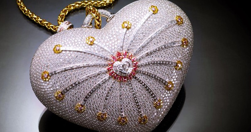 #1 Most expensive handbag brand -Mouawad