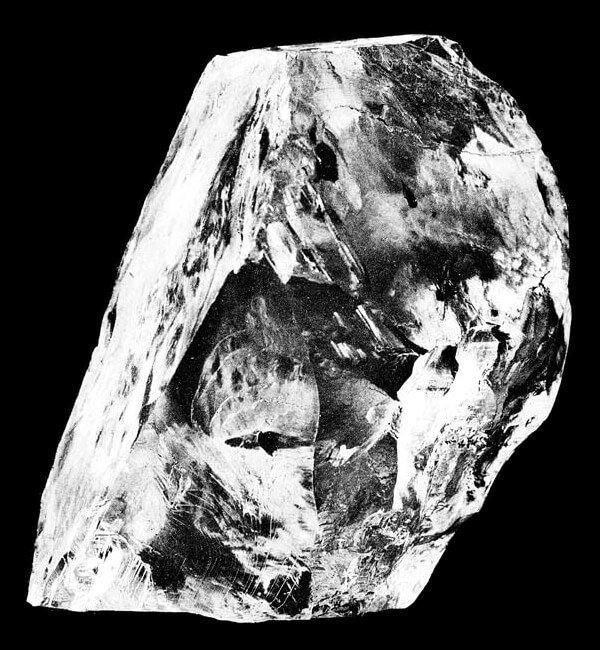 #2 Most Expensive Diamond in the World - The Cullinan diamond