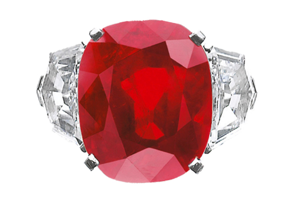 The Most Expensive Ruby in the world - The Sunrise Ruby