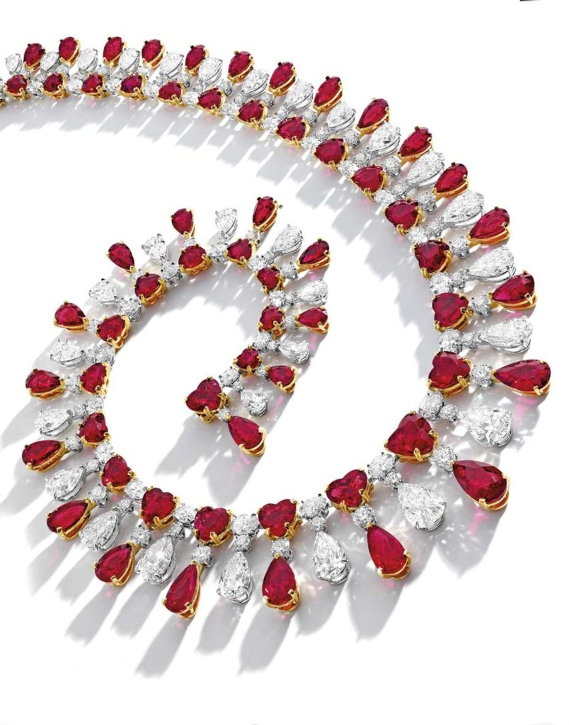 7 Most Expensive Ruby Necklaces in the World | #4 The Red Emperor ($9.9 million)