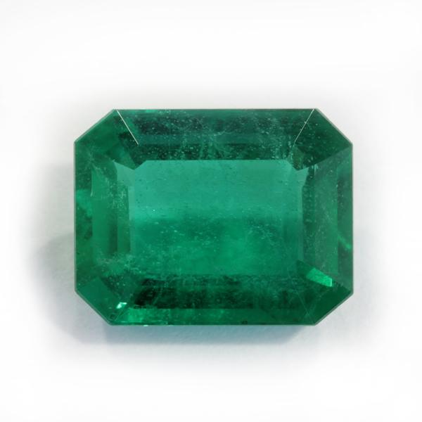 Very good purity emerald