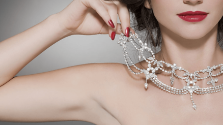 Top 10 most expensive diamond necklace
