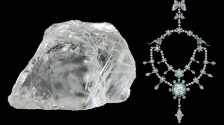 The most expensive diamond necklace - a heritage in bloom