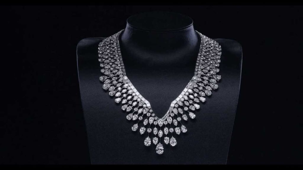 Top 10 most expensive diamond necklace - The Mrs. Winston