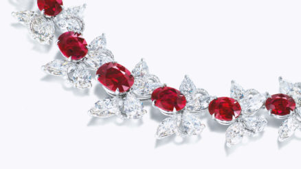 Top 7 most expensive ruby necklace in the world