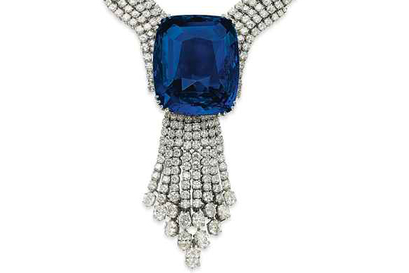 #1 Most expensive sapphire in the world - The Blue Belle of Asia