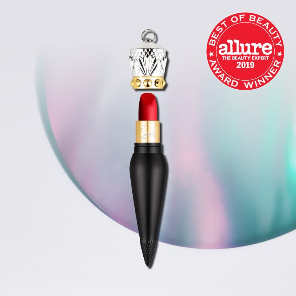 #4 World's most expensive lipstick 2020 | Christian Louboutin Rouge Louboutin Velvet Matte Lipstick