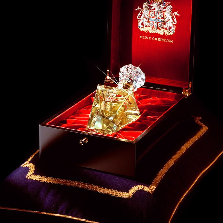 World's Most Expensive Perfume - Clive Christian No.1 Imperial Majesty