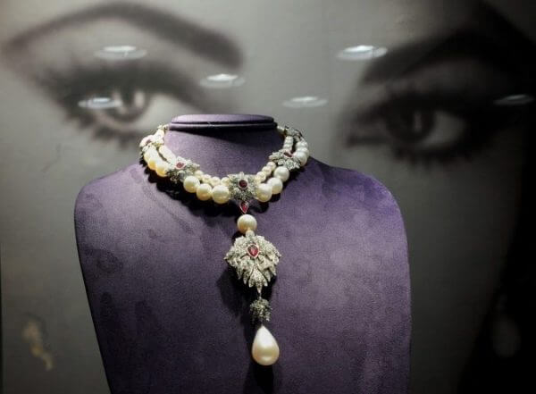 La Peregrina Pearl is rank number two in the most expensive pearl list.