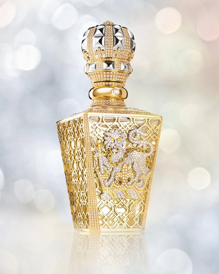 Most expensive perfume in the world | #6 Clive Christian's No1 Passant Guardant perfume costs a whopping £143,000.