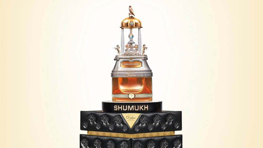 world's most expensive perfume | Shumukh price at $1,295,000
