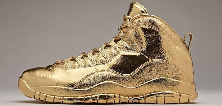 Top 5 Most expensive Nike shoes in the world 2020