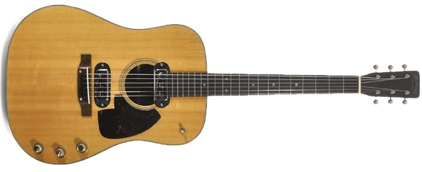 The Most Expensive Guitar in the World - Kurt Cobain's 1959 Martin D-18E Acoustic