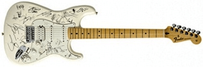 #3 World's most expensive guitars - Reach out to Asia