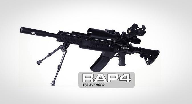 #4 RAP4 T68 Avenger
