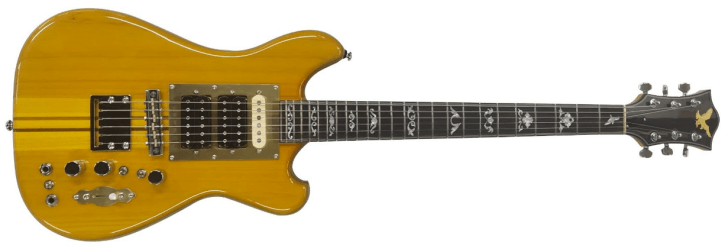 #6 Most Expensive Guitar - Wolf
