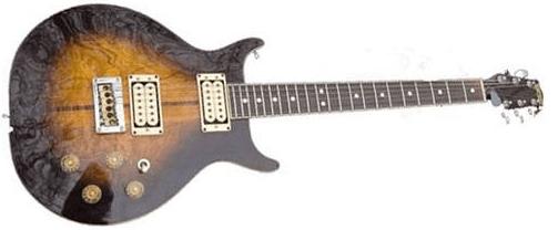#7 World's Most Expensive Guitars - Bob Marley's Washburn 22 Series Hawk
