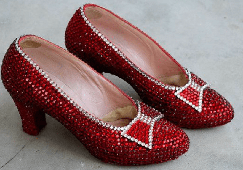 HARRY WINSTON RUBY SLIPPERS are the 3rd most expensive high heels!