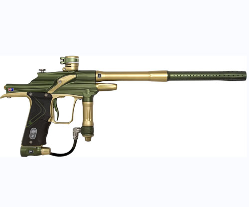 #7 Eclipse 07 SL74 Ego Paintball Gun - $1,995