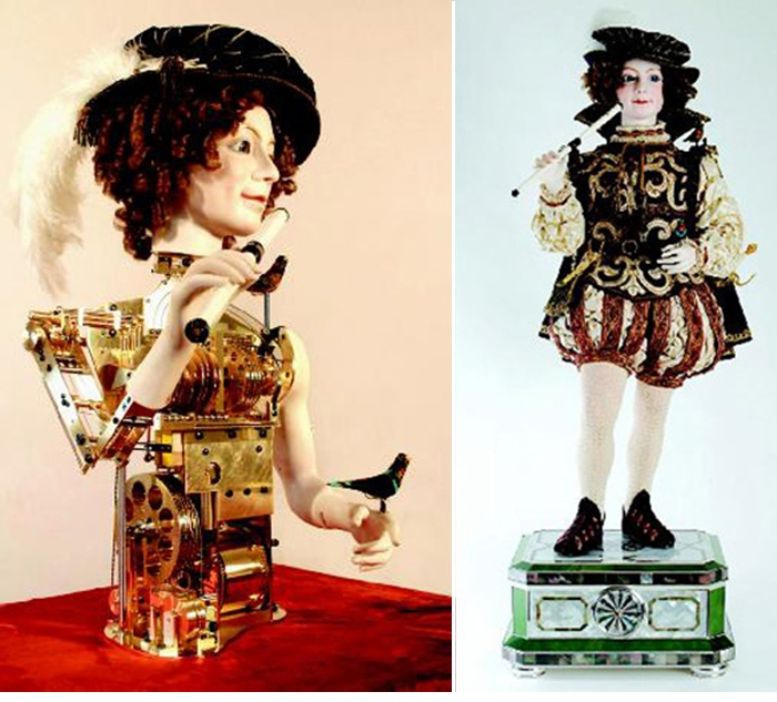 Most expensive toys ever sold in the world - #2 L'Oiseleur - $6.25 million