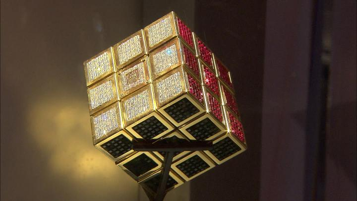 Most expensive toys ever sold in the world - #8 The Masterpiece Cube - $1.5 million