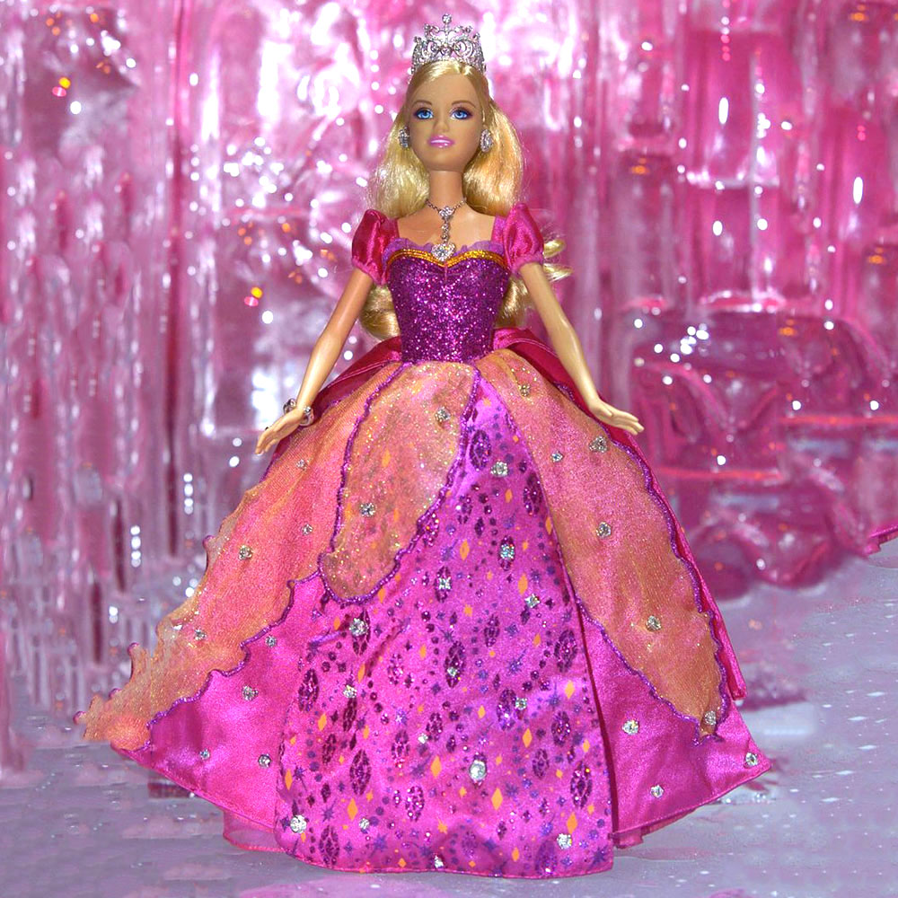 Most Expensive Barbie # 2: Barbie And The Diamond Castle $ 94,800