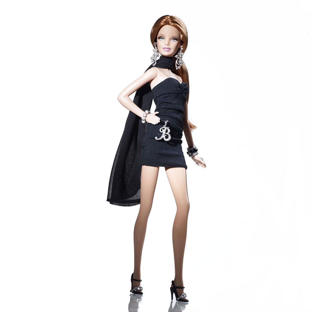 Most Expensive Barbie # 8: Lorraine Schwartz Barbie $ 7,500