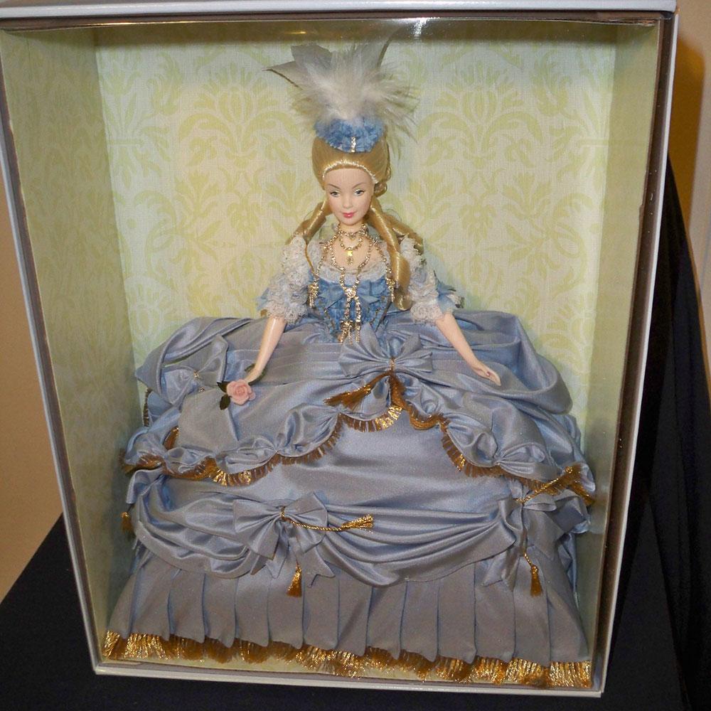 Most Expensive Barbie dolls #10 Marie Antoinette - $1,250