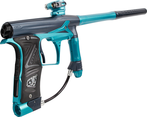 World's most expensive paintball gun - #9 Planet Eclipse Geo 3