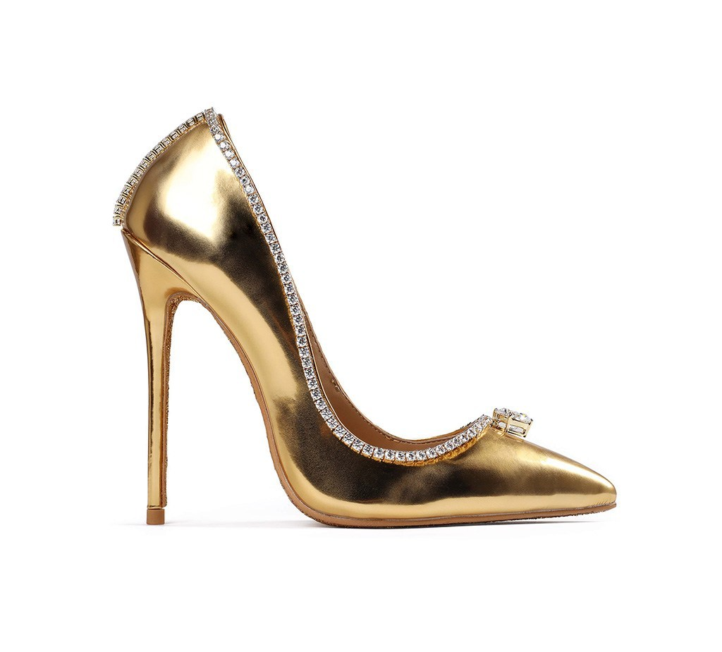 Passion Diamond Shoes - The most expensive high heels in the world!