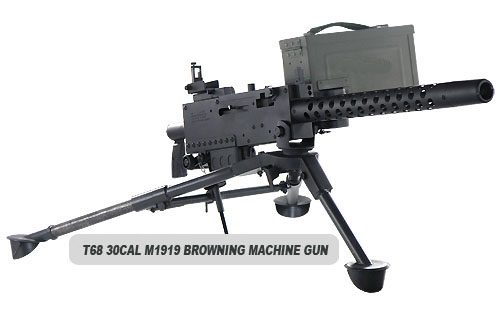 #6 RAP4 T68 30 Cal M1919 Browning Machine Gun - $2,500