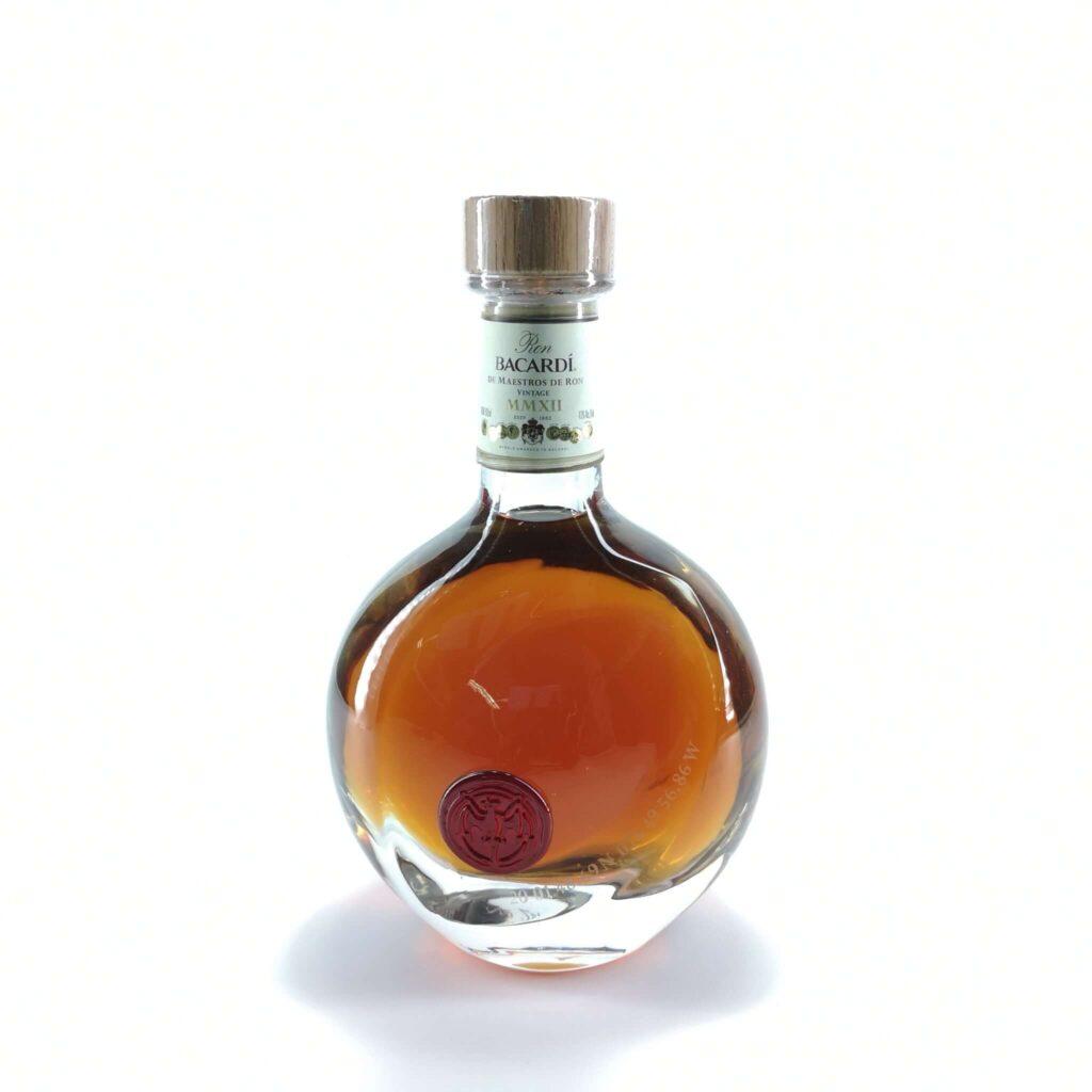#8 World's Most expensive rum - Ron Bacardi de Maestros de Ron MMXII - $2,500