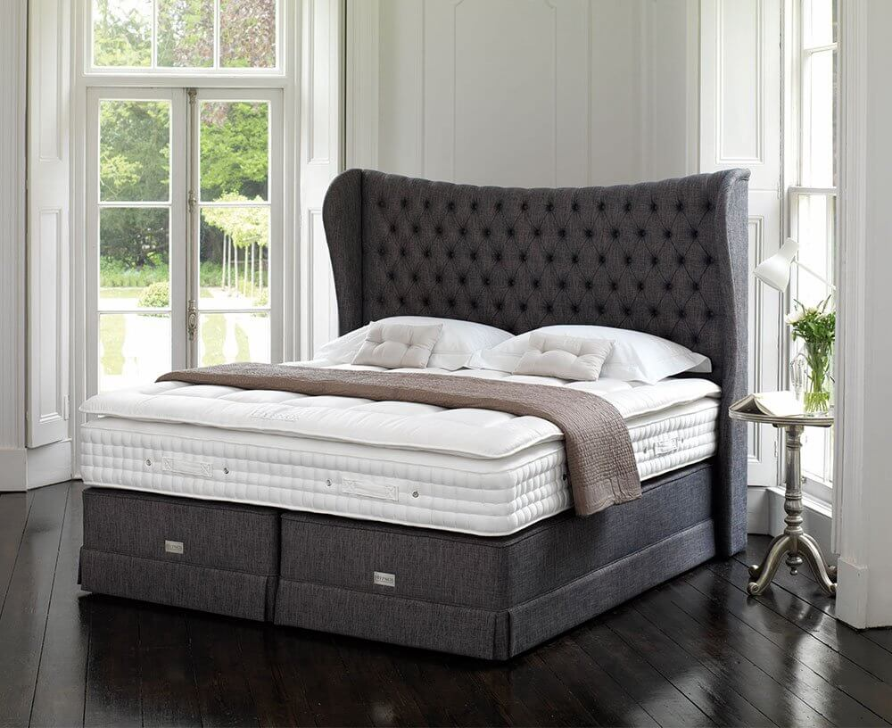 most expensive mattress in the world - #8 Hypnos Eminence - $ 15,000