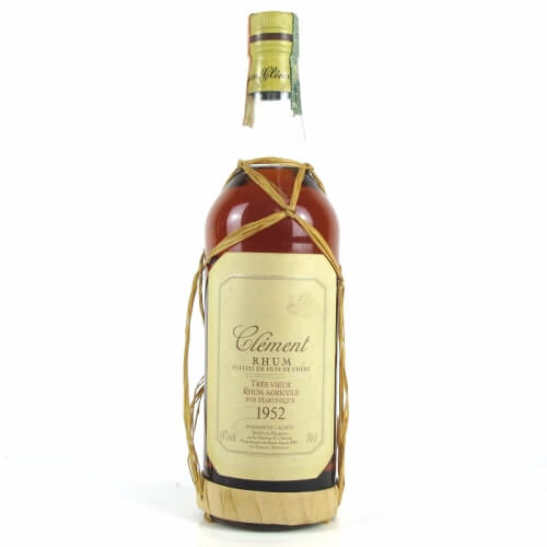 #10 most expensive rum in the world - Rhum Clement 1952 - $1,200