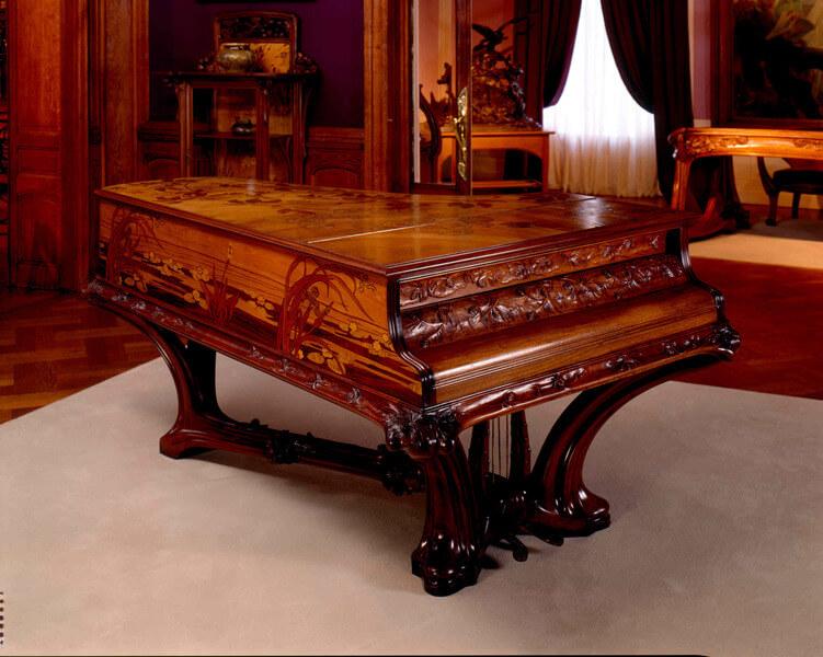 #9 most expensive pianos - La Mort du Cygne - $409,000
