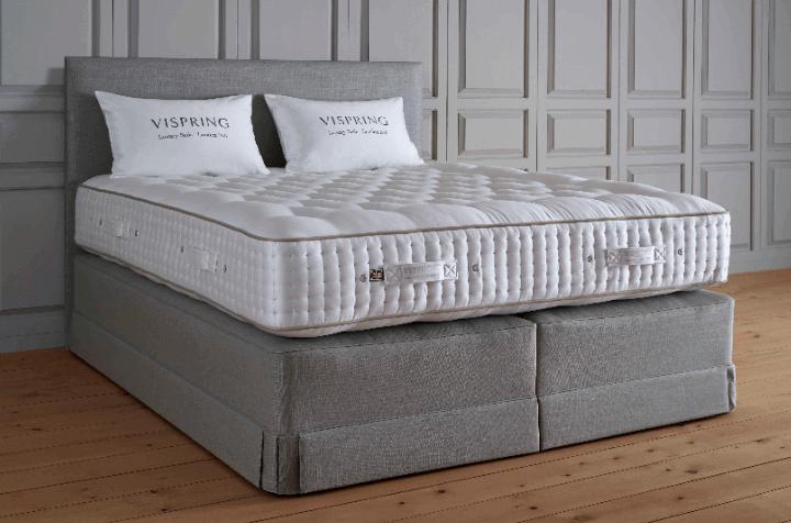 #5 most expensive mattress - VISPRING Materpiece Superb - $ 40,000