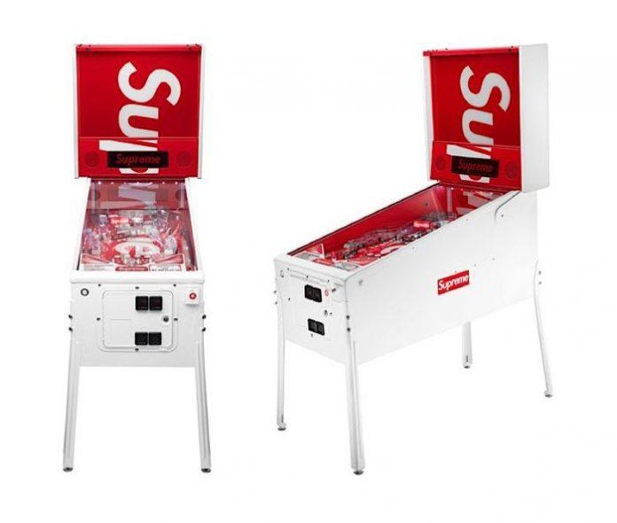 World's most expensive pinball machines - #2 The Supreme Stern Pinball Machine - $70,000