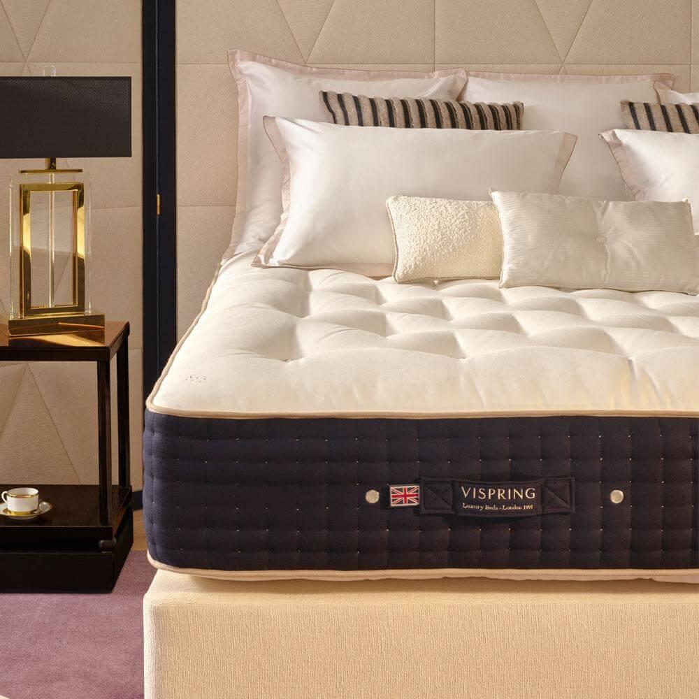 #4 world's most expensive mattresses - VISPRING Diamond Majesty - $ 84,000