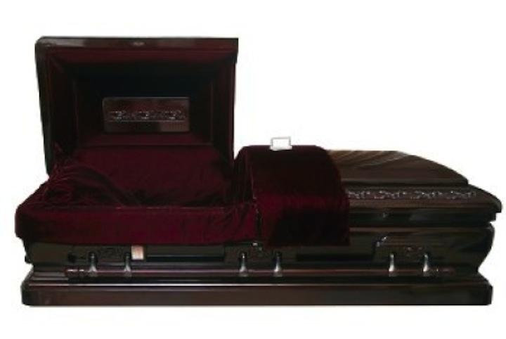 #2 Most expensive casket - xiao en cakset - #36,400