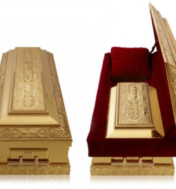 top 10 most expensive caskets