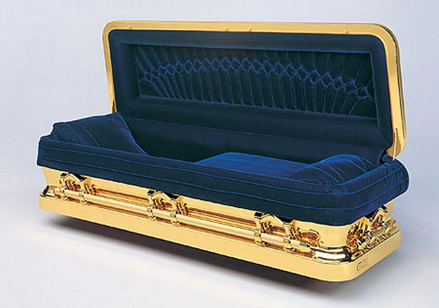 #3 Most Expensive casket in the world - Michael Jackson's casket priced at $25,000