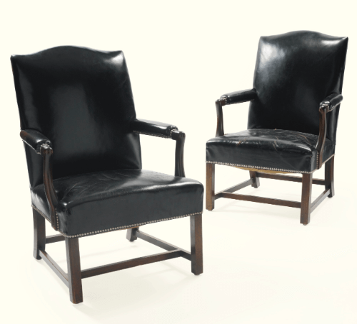 Most expensive office chairs - #2 Kennedy Cabinet chairs - $146,500