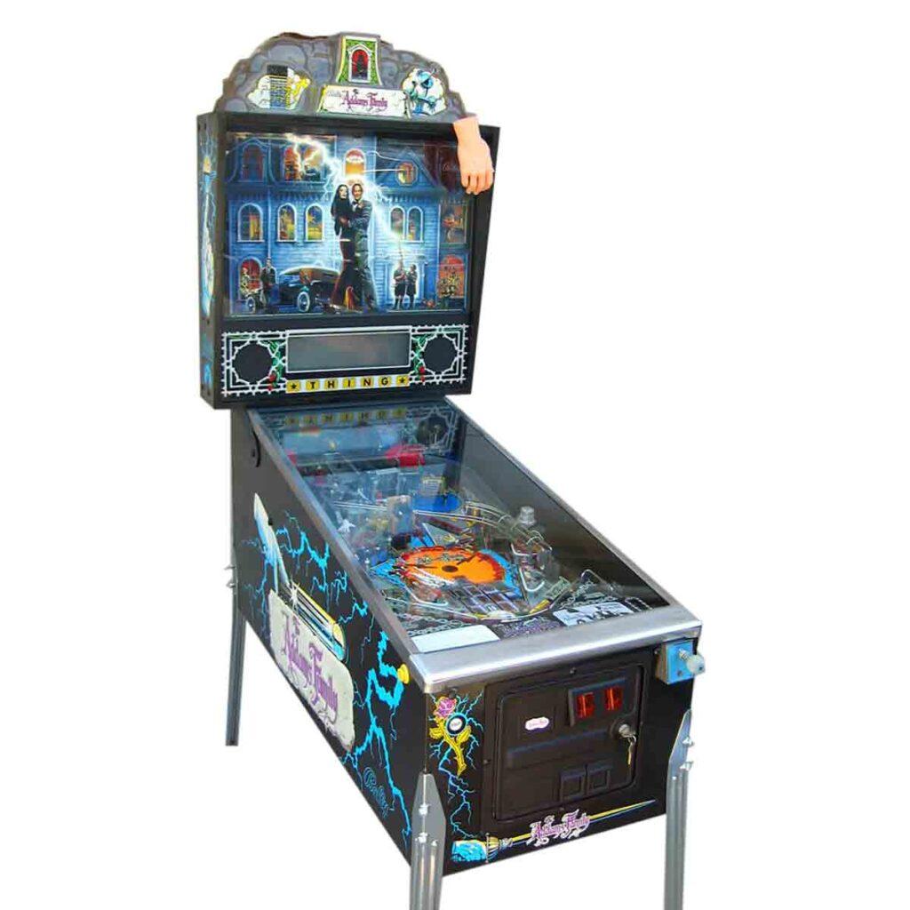 Most expensive pinball machines - #4 The Addams Family Pinball Machine - $18,000