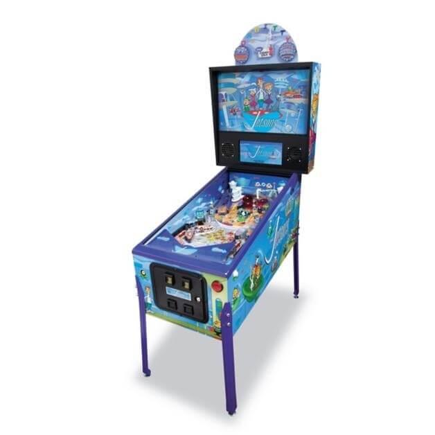 Most expensive pinball machines- #8 The Jetsons Pinball Machine - $8,600